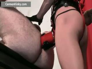 Kinky Carmen Really Knows How Fucking Part3