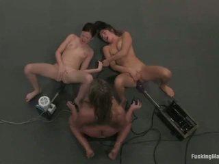 zien lesbisch vid, dildo kanaal, groep neuken