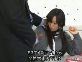 alle japanse film, zien schoolmeisjes porno