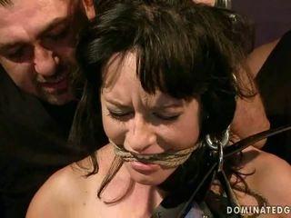 Slavegirl gets punished and fucked rough