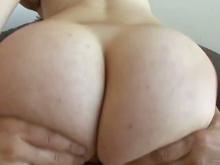 Young and huge ass makes fucker wild.
