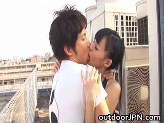 Aino Kishi Asian Mega Hot