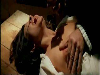 hardcore sex, nude celebs, quan hệ tình dục trong một phần titties, trong nhà bếp khỏa thân