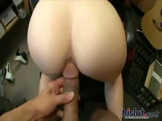 Cindi Likes It From Behind