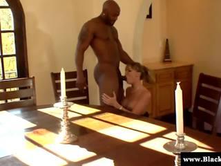 interraciale scène
