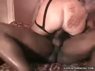Big Floppy Black Cocks DP Fat Ass
