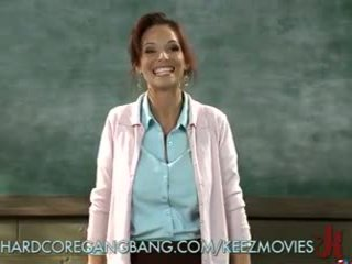 Teacher's Extreme Gangbang