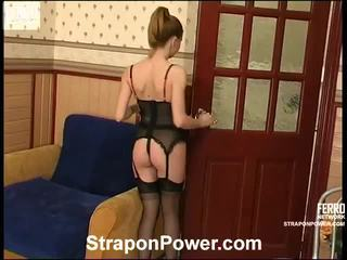 ideal femdom see, check strapon, best mix full