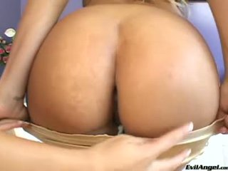 Asa Akira And Tia Lung Appreciating Spicy Three Some Bj