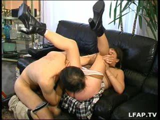 frans, vol anaal film, amateur scène