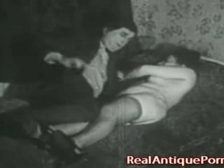 1920 klasik porno: the robber!