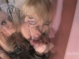 Gitta בלונדיני בייב כמו ל מכה the whistle עם ally