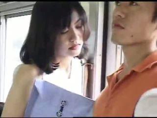 japonec, sex, vlak