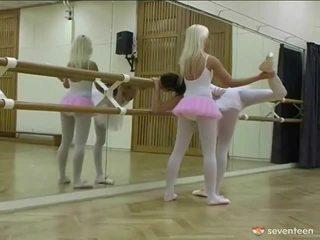 Sapphic ballet flickor