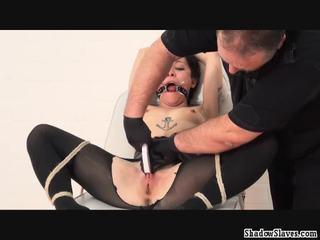 Extreme asian medical fetish and hardcore piercing