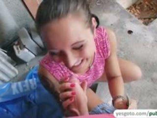Schüchtern agata gets gefickt im öffentlich im exchange von bargeld