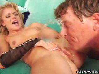 hardcore sex, zien pijpen, groot blondjes scène