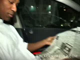 Ebony Black Diamond Rough Anal