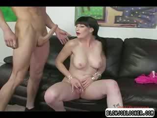 cock, big dick, oral
