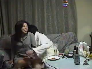 корейски, аматьор, азиатски