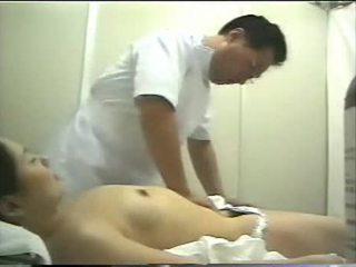 Massage parlor spycam