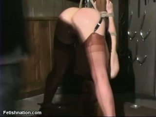 Torture in stockings