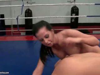 lesbian porn, hottest wrestling porn