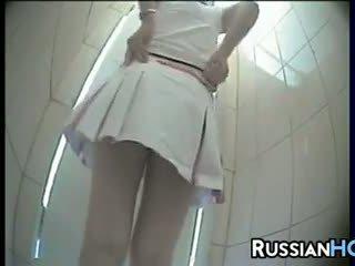 Tersembunyi tandas camera