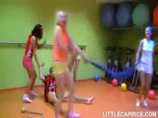 Aerobics sexo