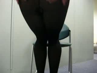 黑色 絲襪 手淫