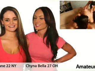 Chyna Bella And Tessa Lane Sex