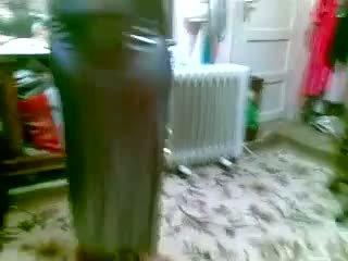 Úžasný egyptský velké krásné ženy sexy dance