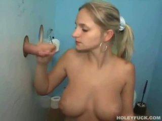 Quick wc shag