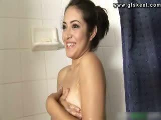 Mainit porn, cock hottest, brunette
