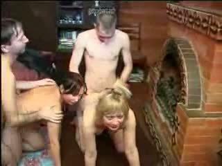 Warga rusia keluarga amatur seks
