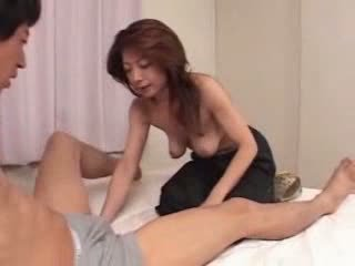 Japanese Mature Is Hungry For Sex Video
