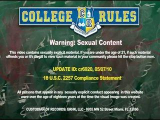 alle hardcore sex porno, een groepsseks, nominale college sex
