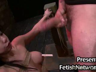Busty Asian Hottie Kimmy Lee Fucked In Bdsm