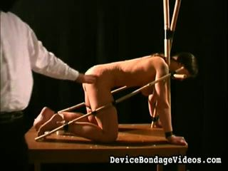 Suspended, stretched और abased
