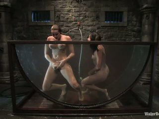 bdsm, water bondage