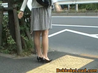 Agréable asiatique filles haut définition