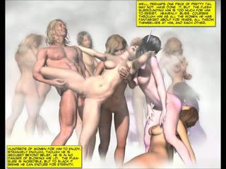 real cartoons, 3d comics sex