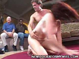 meer hoorndrager video-, online mengen neuken, vol wife fuck scène
