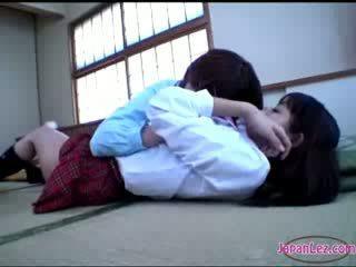 schattig neuken, japanse scène, meest lesbiennes