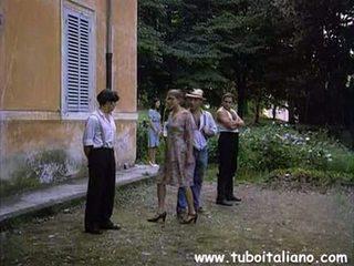 אישה, amatoriale, איטלקי