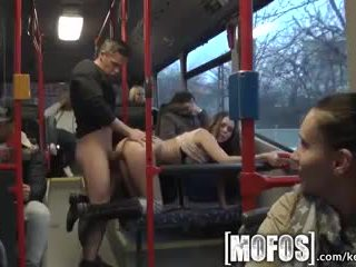 Mofos - bonnie shai gets pounded sa ang bus