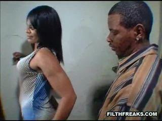 plezier nice ass neuken, vol black girl, zwart poesje