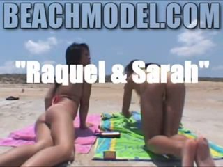 Raquel And Sarah: Thai Sands Dolls