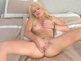 ideaal hardcore sex heetste, vol rondborstige blonde katya u, meer solo mooi