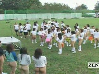 schüler, japanisch, gruppen-sex, studenten